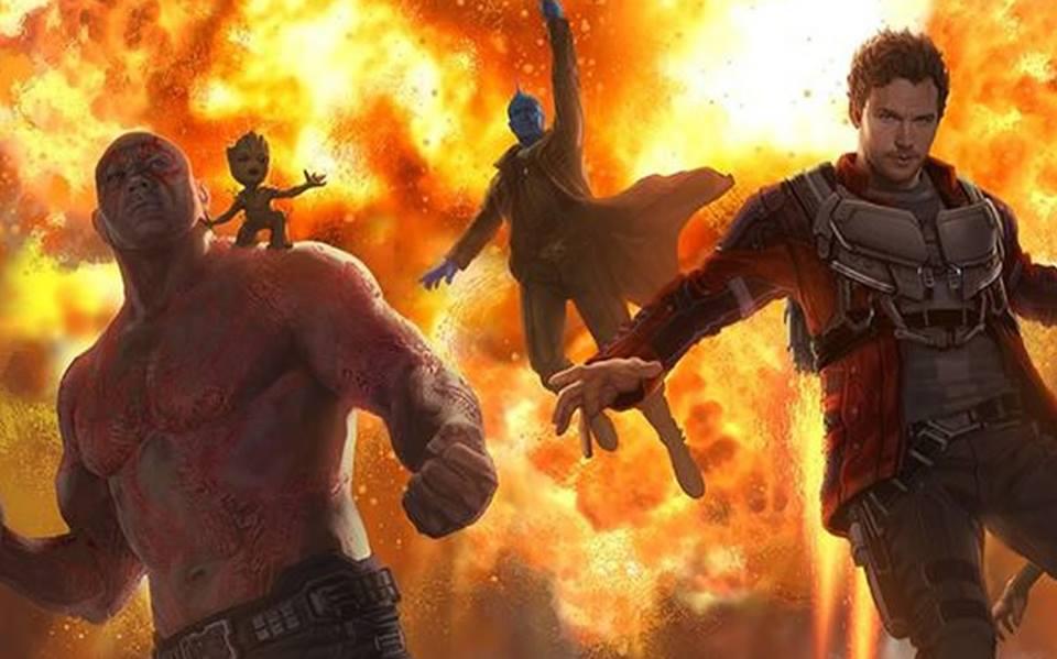 Guardianes de la Galaxia Vol. 2 (Comentario): Efectiva secuela deMarvel