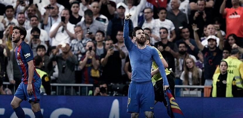 Real Madrid 2 Barcelona 3: Con goles de Messi, Barza alcanza alMadrid