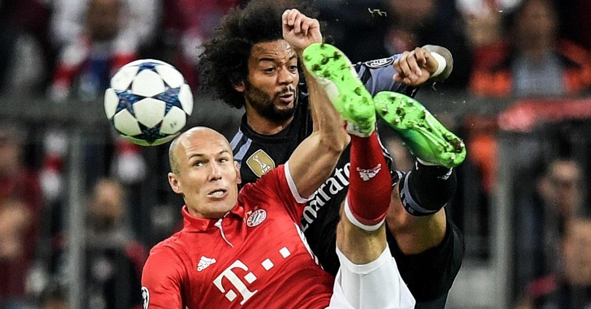 Real Madrid y el Atlético de Madrid ganan por CR7 yGriezmann