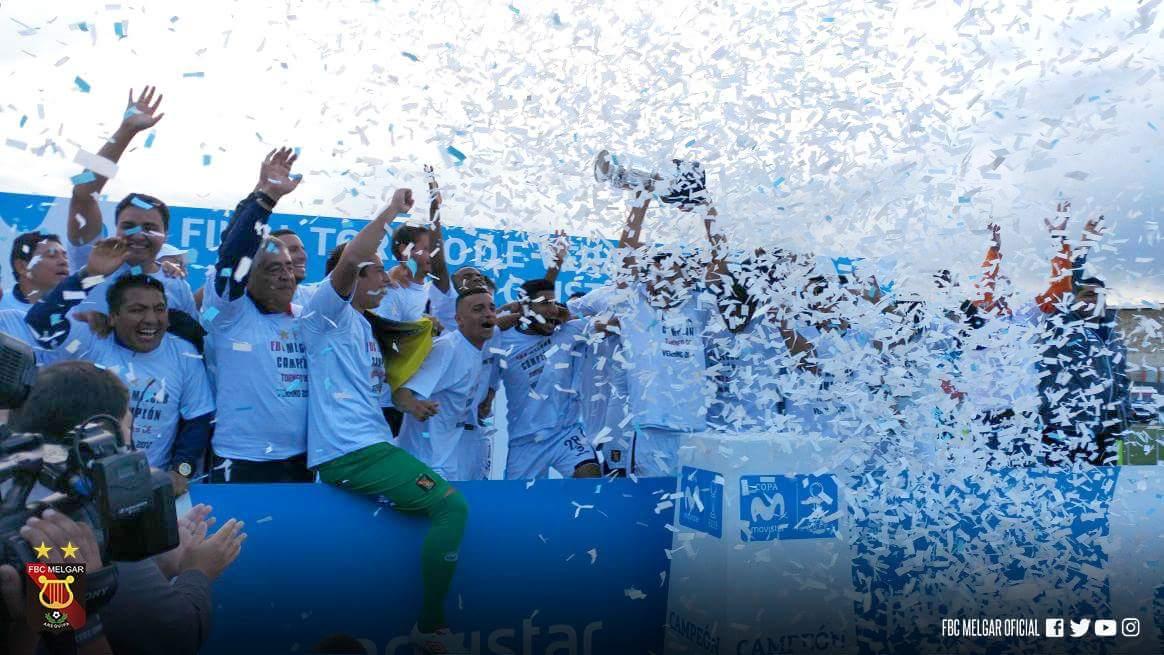 Torneo de Verano: Melgar campeona ante UTC enCajamarca