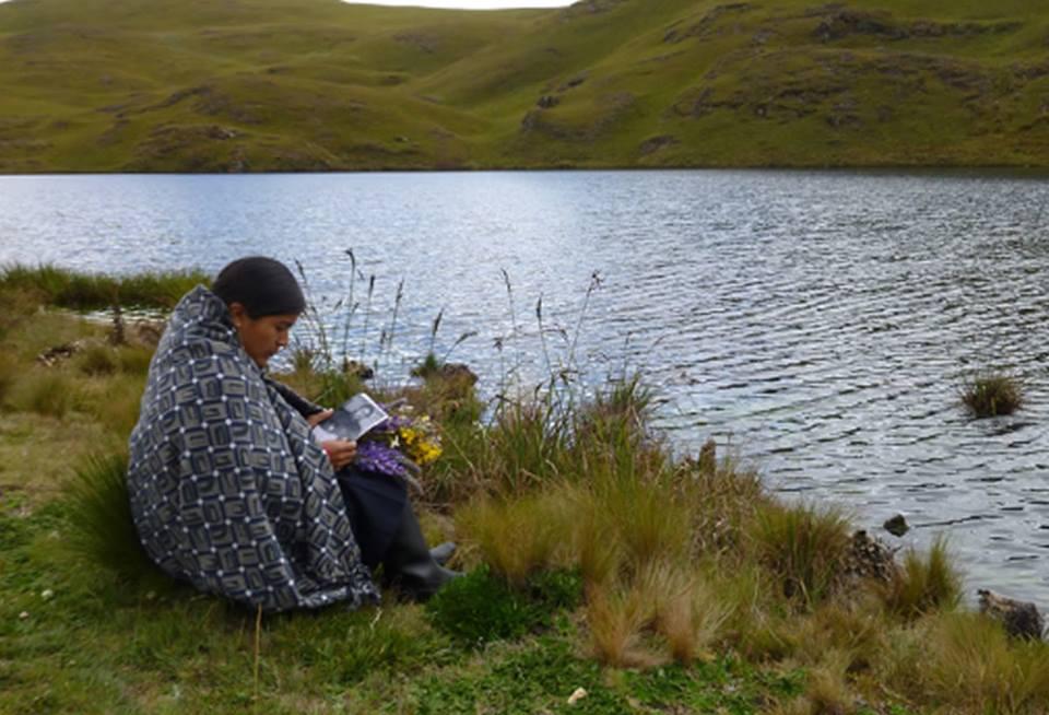 Hija de la Laguna llegó a Netflix: Un documental que aborda el caso Conga(Perú)