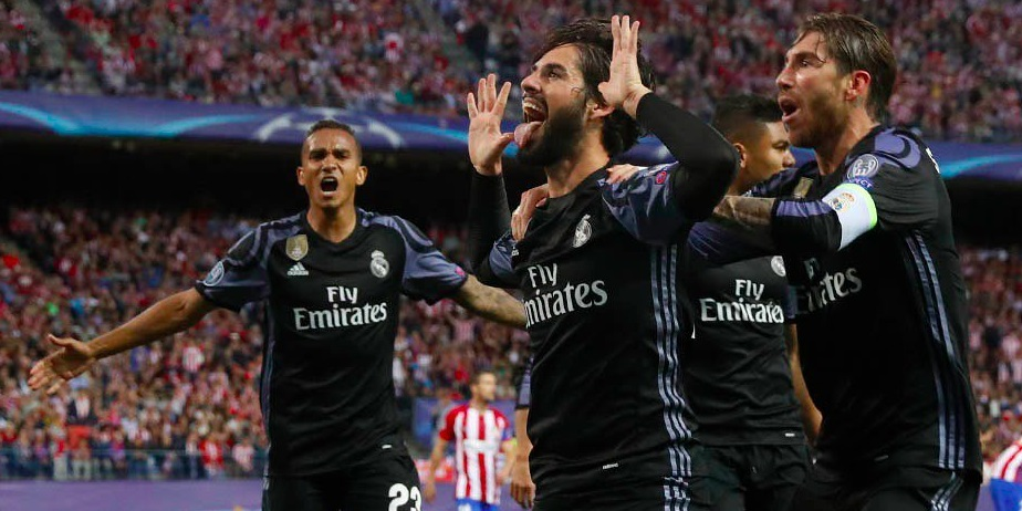 Real Madrid en la final de la Champions League, pese a triunfo del Atlético