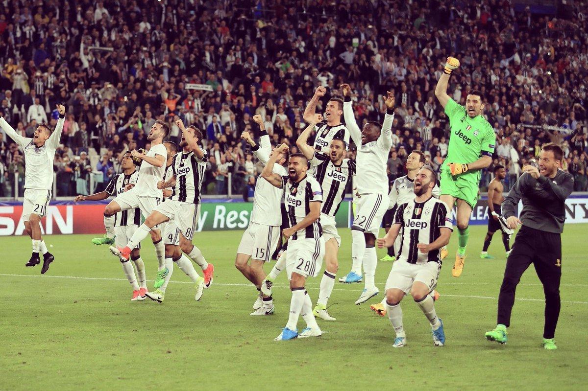 Juventus finalista de la Champions tras ganar aMónaco