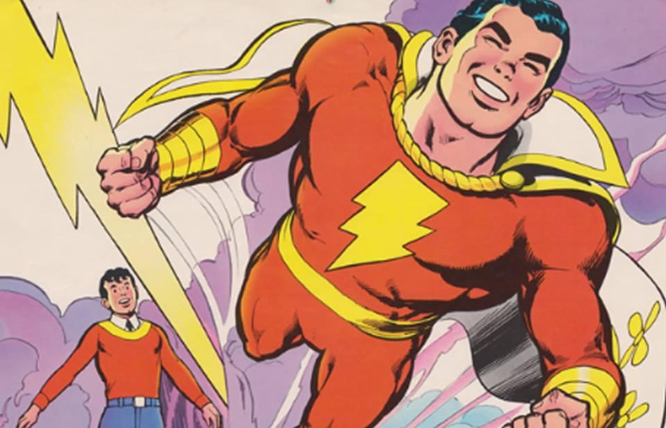 El Capitán Marvel: Las maravillas de decir ¡Shazam! (Parte1)