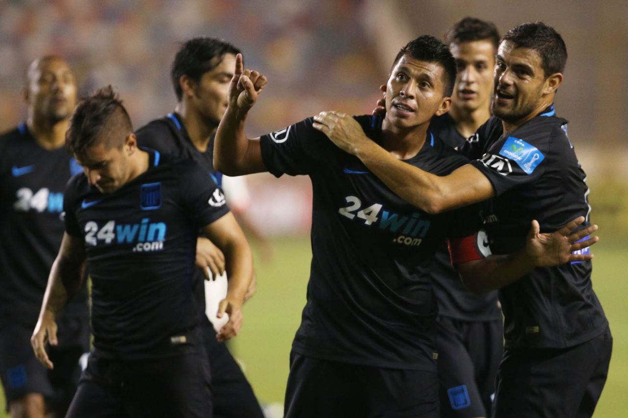 Alianza Lima gana el clásico frente a un incisivoUniversitario