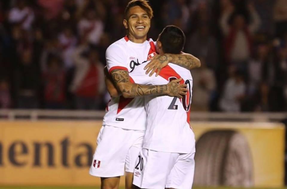 Perú ganó 3 a 1 a una inofensiva Jamaica (amistoso enArequipa)