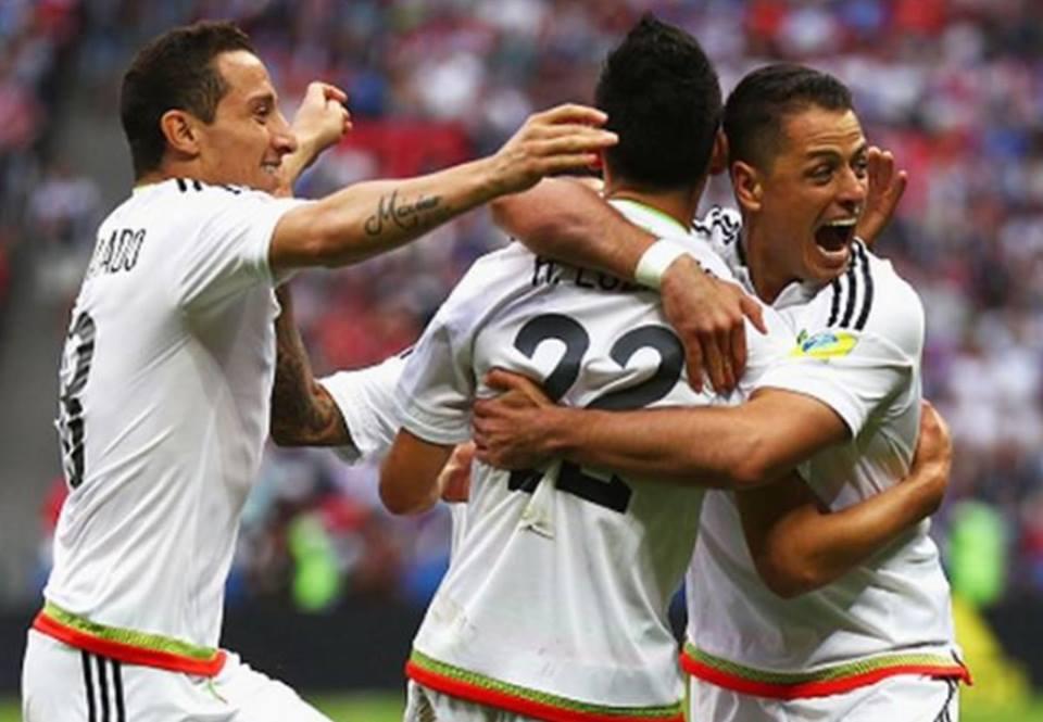 Copa Confederaciones: Portugal, México, Alemania y Chile en lasemifinal