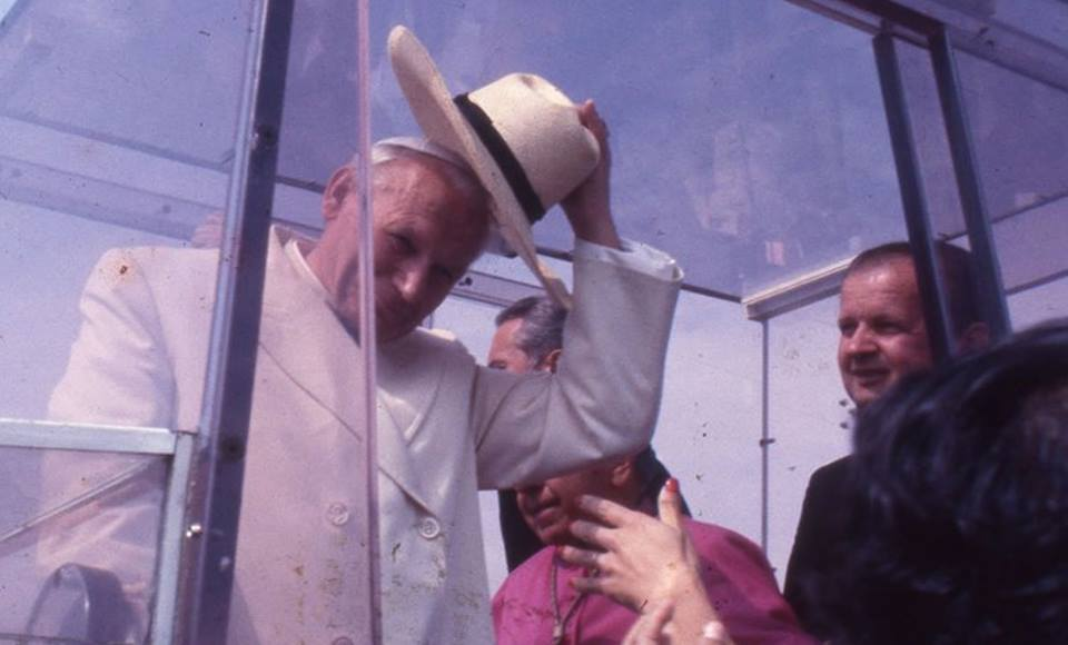 Papa Francisco visitará Perú: Recuerdos con Juan PabloII