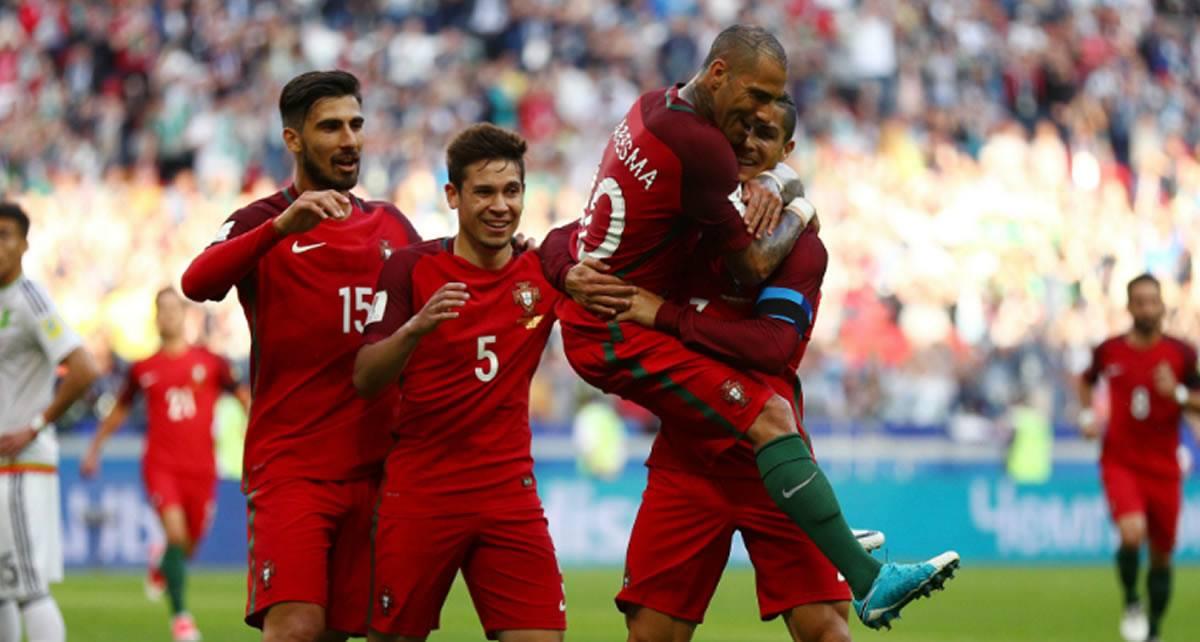 Copa Confederaciones: Inicio con muchos goles y controversiatecnológica
