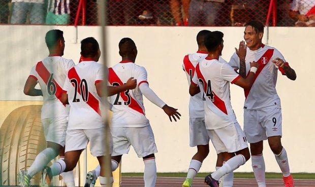Perú 1 Paraguay 0 (Amistoso): Sin Paolo Guerrero no había alegría enTrujillo