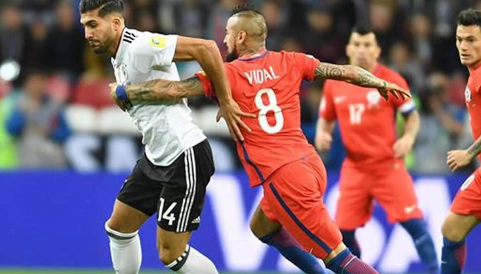 Copa Confederaciones: México gana y Chile empata en emocionante segundafecha