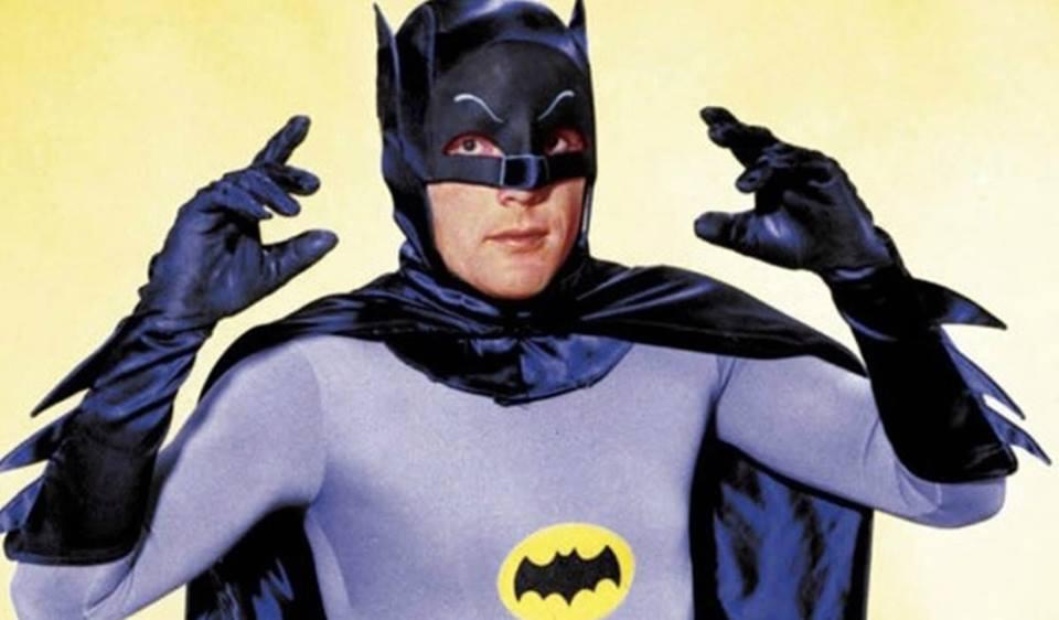Adam West: Muere el Batman de una época másalegre