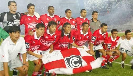 Cienciano campeón de la Sudamericana y la Recopa: Recuerdoinolvidable