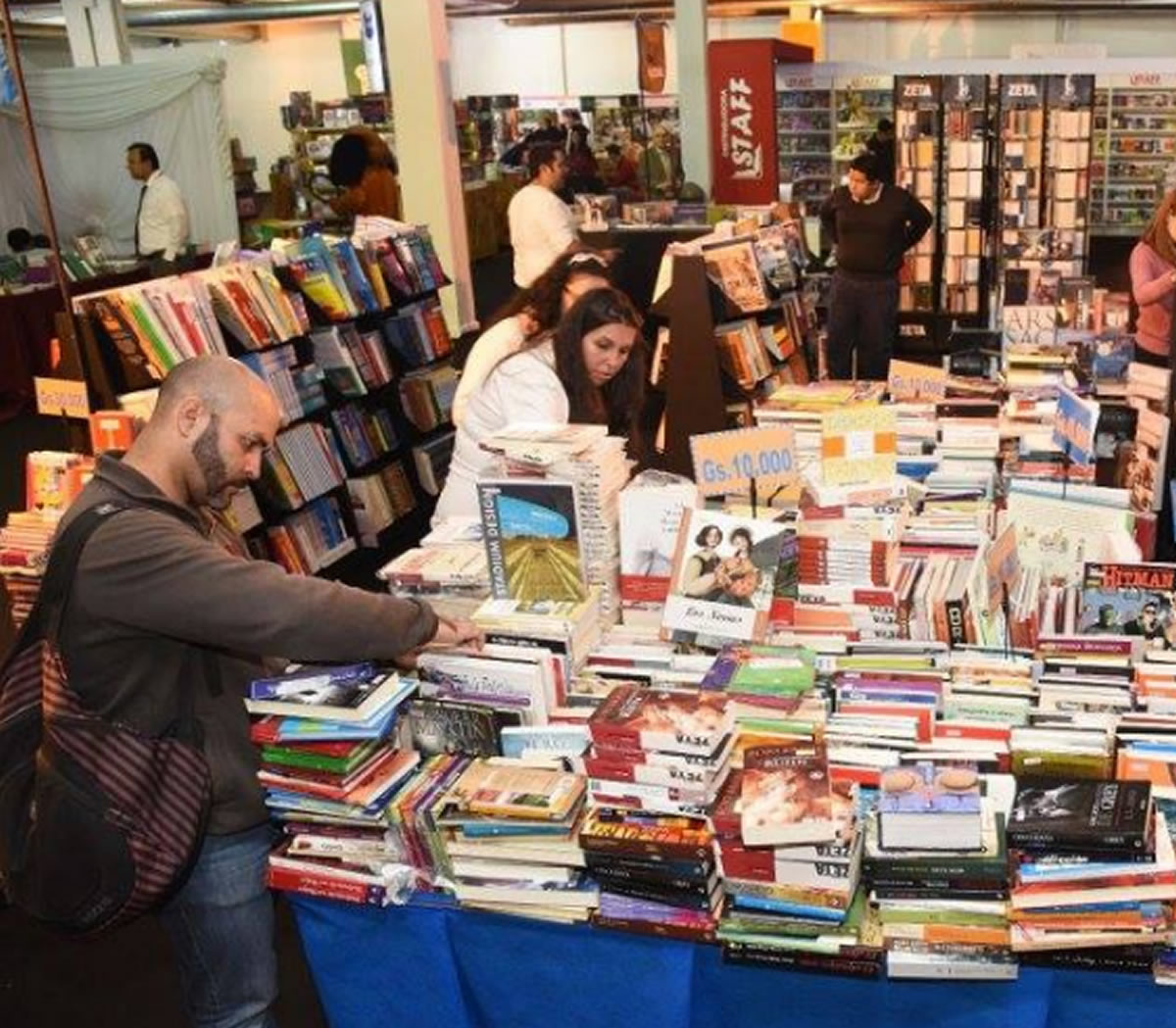 FIL LIMA 2017: La Feria del Libro de Lima con agendapropia