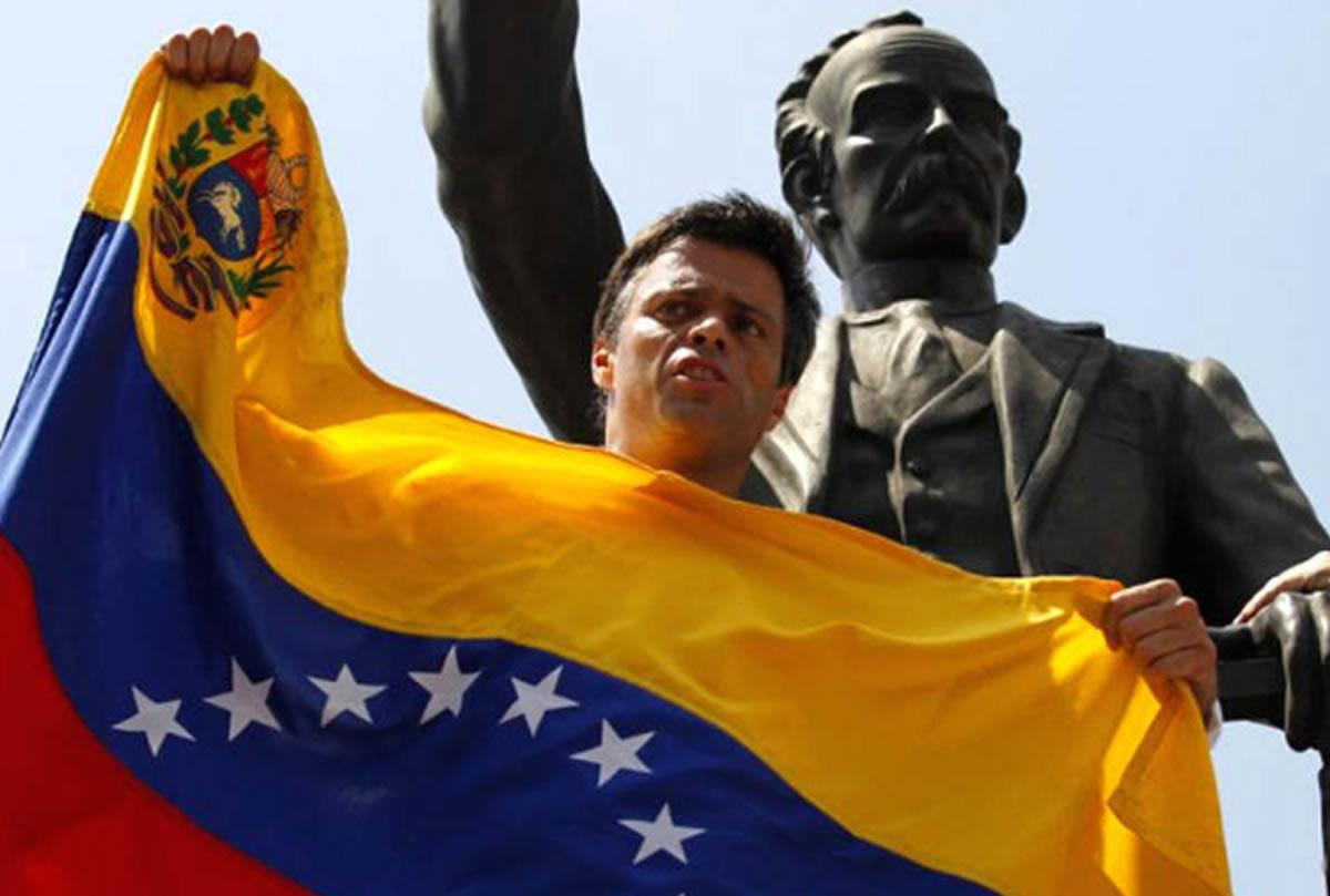 Buena noticia desde Venezuela: Leopoldo López liberado de lacárcel