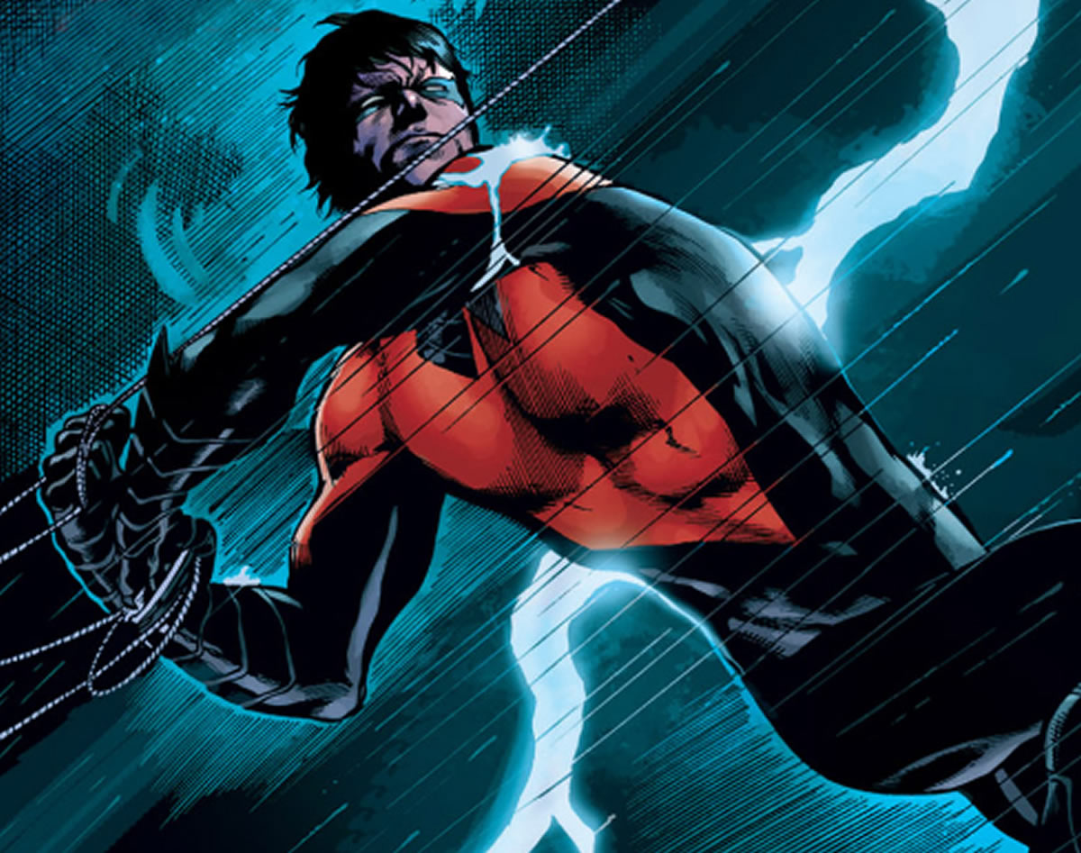 Nightwing y la evolución del Robin original (Dick Grayson)