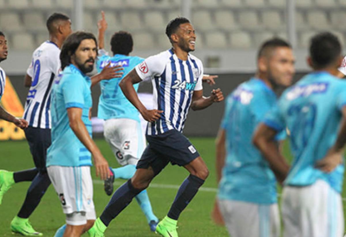 Alianza Lima gana a Sporting Cristal y es puntero: Gran actuación de LeaoButrón
