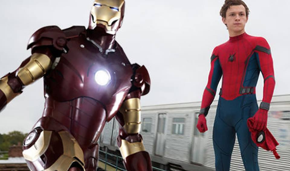 Spider-Man: Homecoming y los team ups del cómic con Iron Man