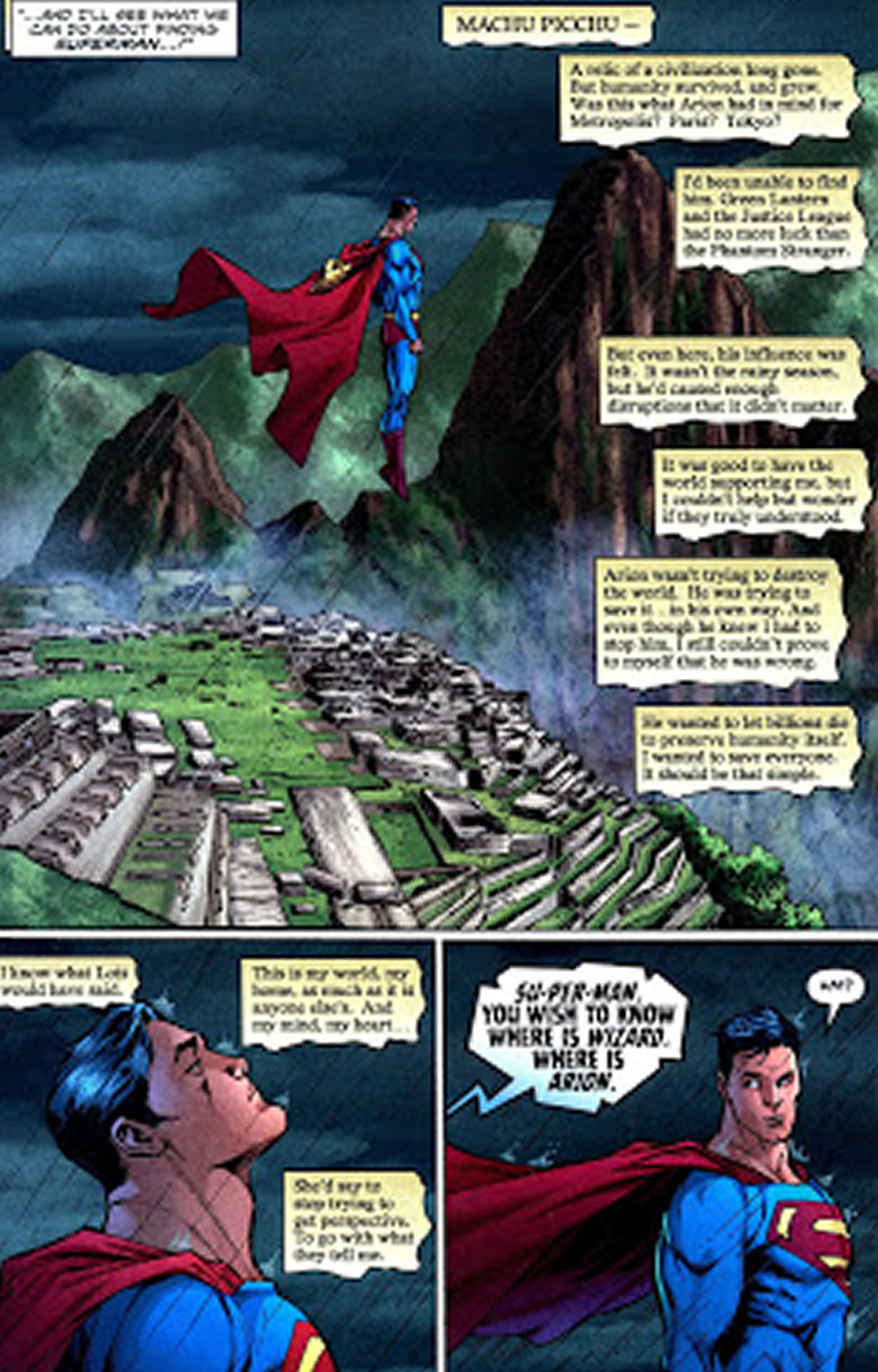 supermanmachupicchu