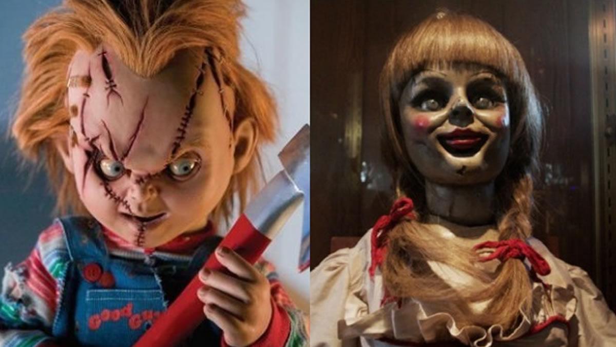 Annabelle, Chucky y otros muñecos asesinos de la pantallagrande