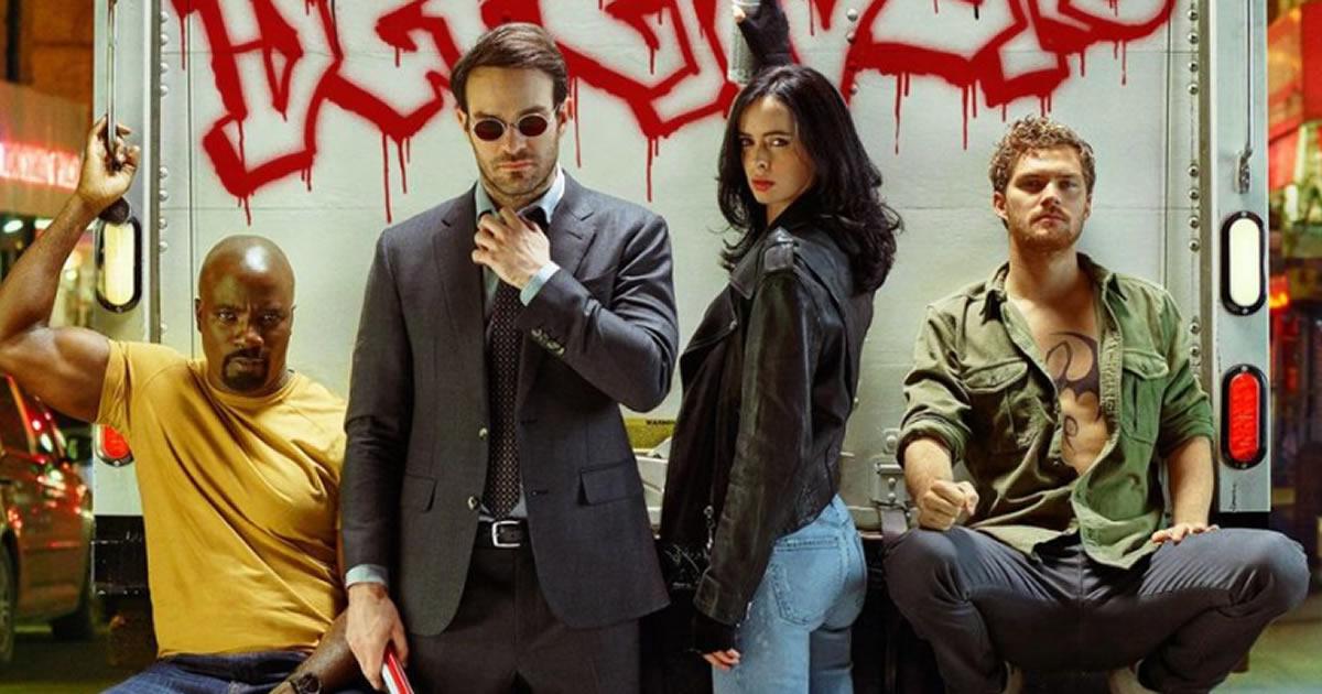 The Defenders (Miniserie de TV): Entretenida fusión de personajesMarvel
