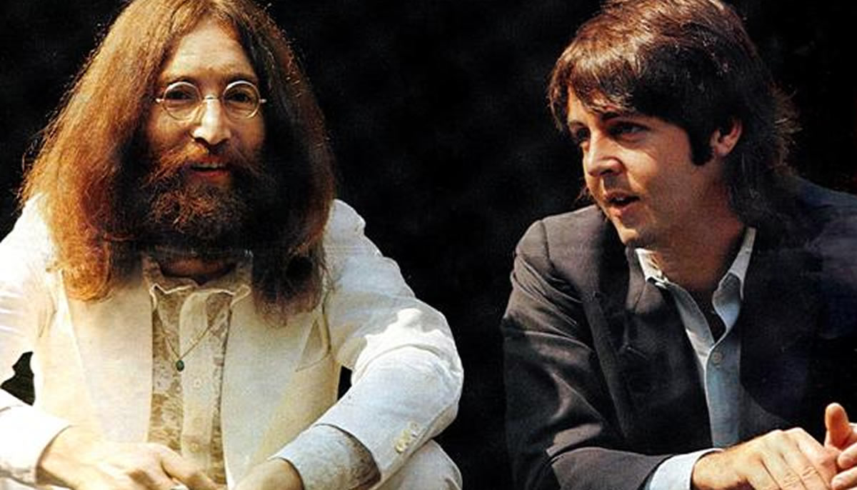 John Lennon y Paul McCartney: De la amistad creativa a una enemistad post mortem