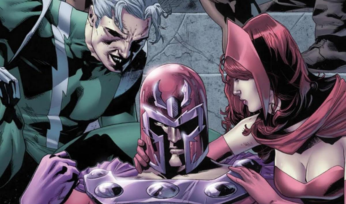 La Dinastía de Magneto: El enemigo de los X Men y CharlesXavier