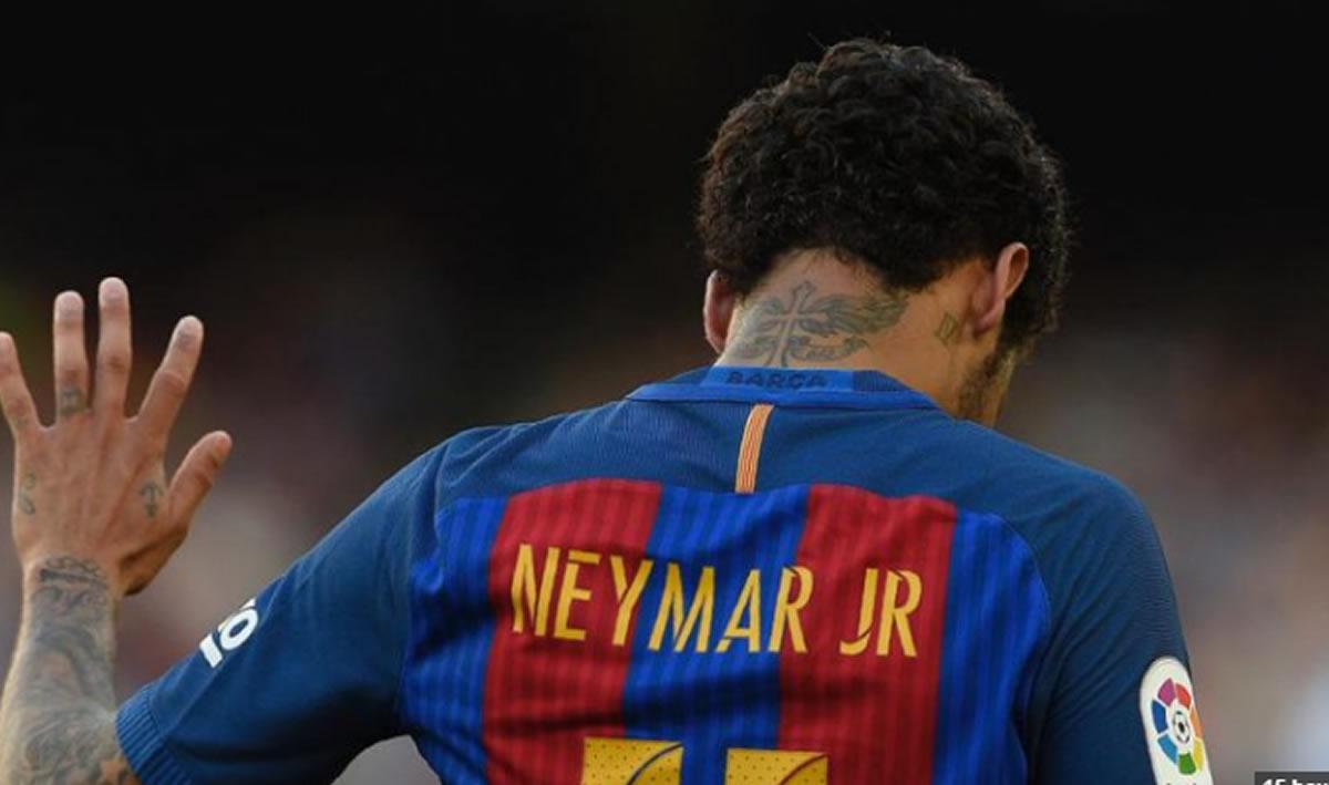 Neymar dejó el Barcelona: Lo que pierde el Barza y lo que pierdeNey