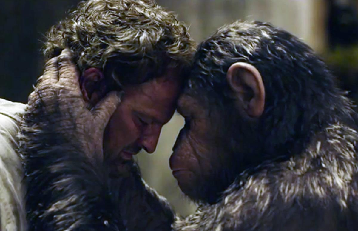 El Planeta de los Simios: Tropezón de Tim Burton y la nuevasaga