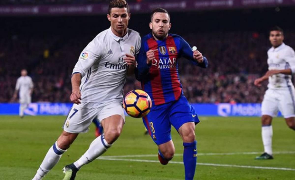 Supercopa de España: Real Madrid golea al Barcelona en el CampNou