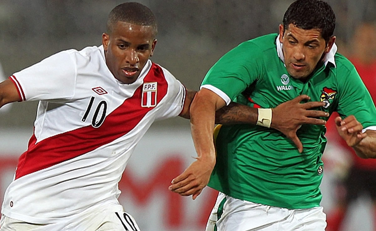 Fallo del TAS le da casi un primer gol a Perú sobreBolivia