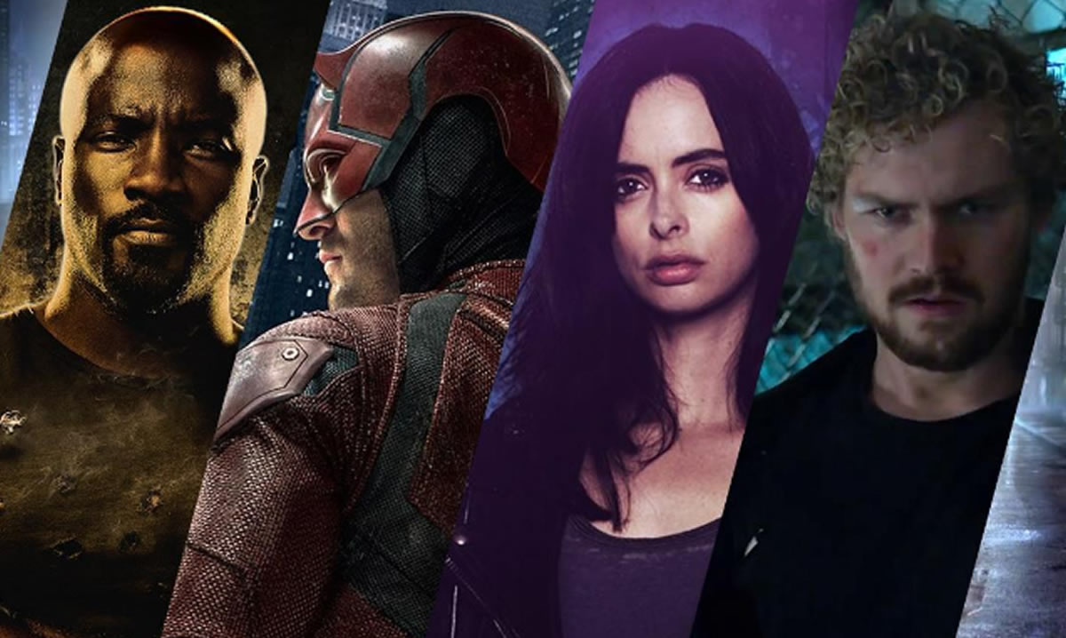 The Defenders (TV): Aparte de Daredevil, ¿cuál es tu otro héroe favorito?