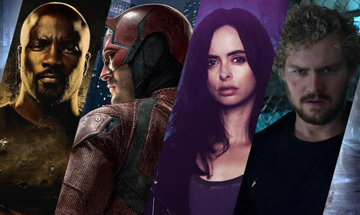 The Defenders (TV): Aparte de Daredevil, ¿cuál es tu otro héroefavorito?