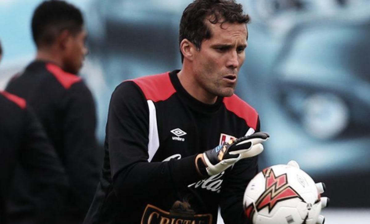 Leao Butrón lesionado, Diego Penny convocado: ¿Tapará Carvallo o Cáceda contraEcuador?
