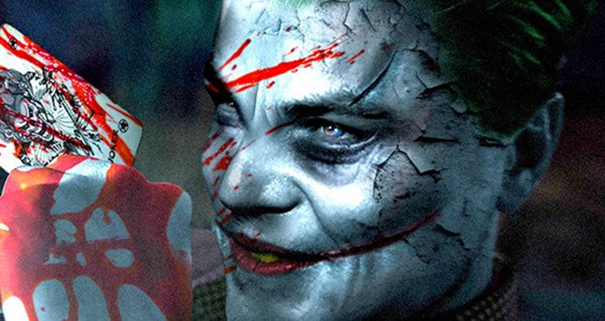 DiCaprio entre el Joker de DC y Stan Lee de MarvelComics
