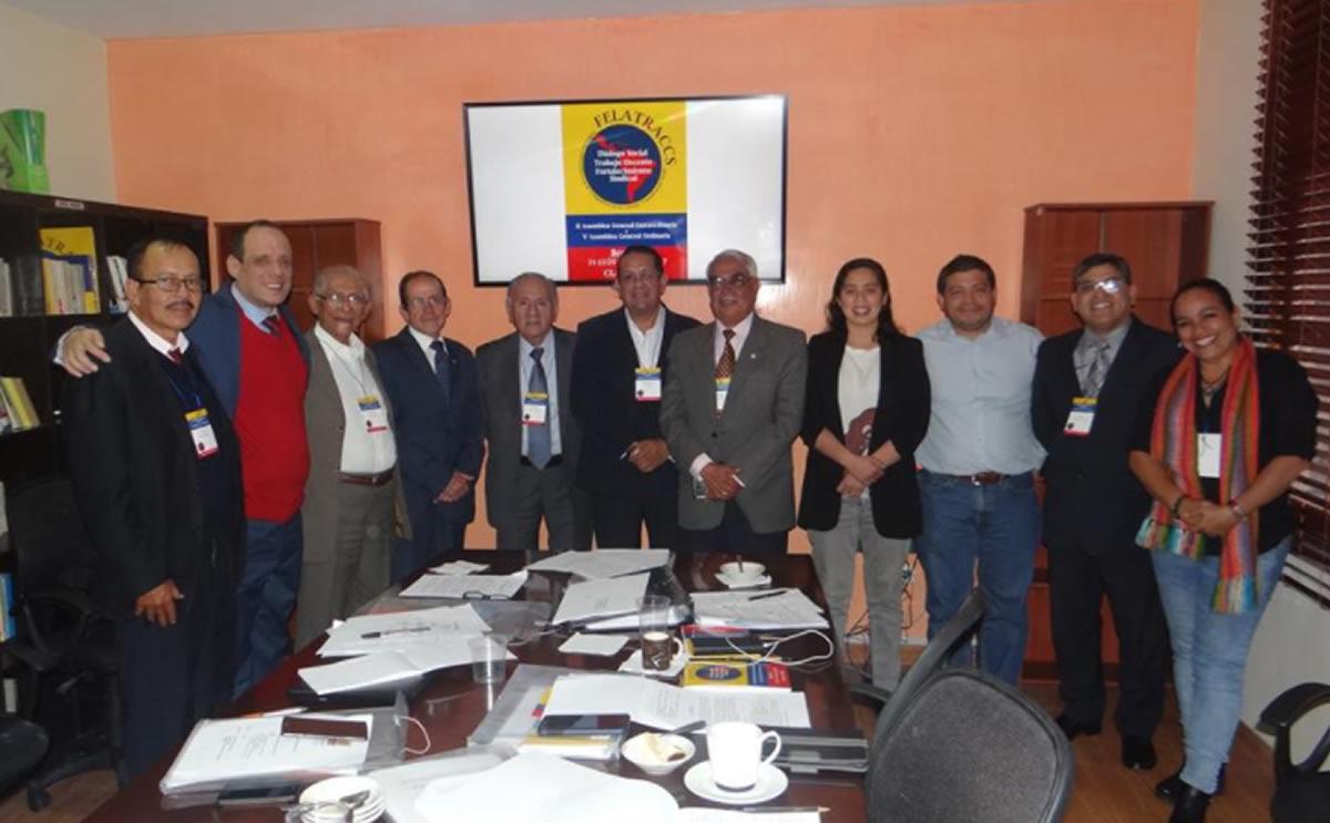 Al encuentro con los comunicadores de Latinoamérica y el Caribe:Felatraccs