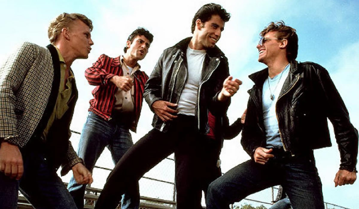 Grease, Flashdance, Dirty Dancing y otras películas de baile