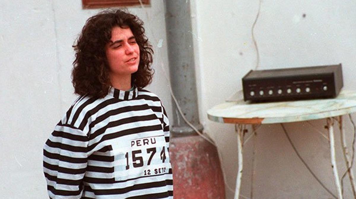 La liberación de Maritza Garrido Lecca y películas sobre SenderoLuminoso