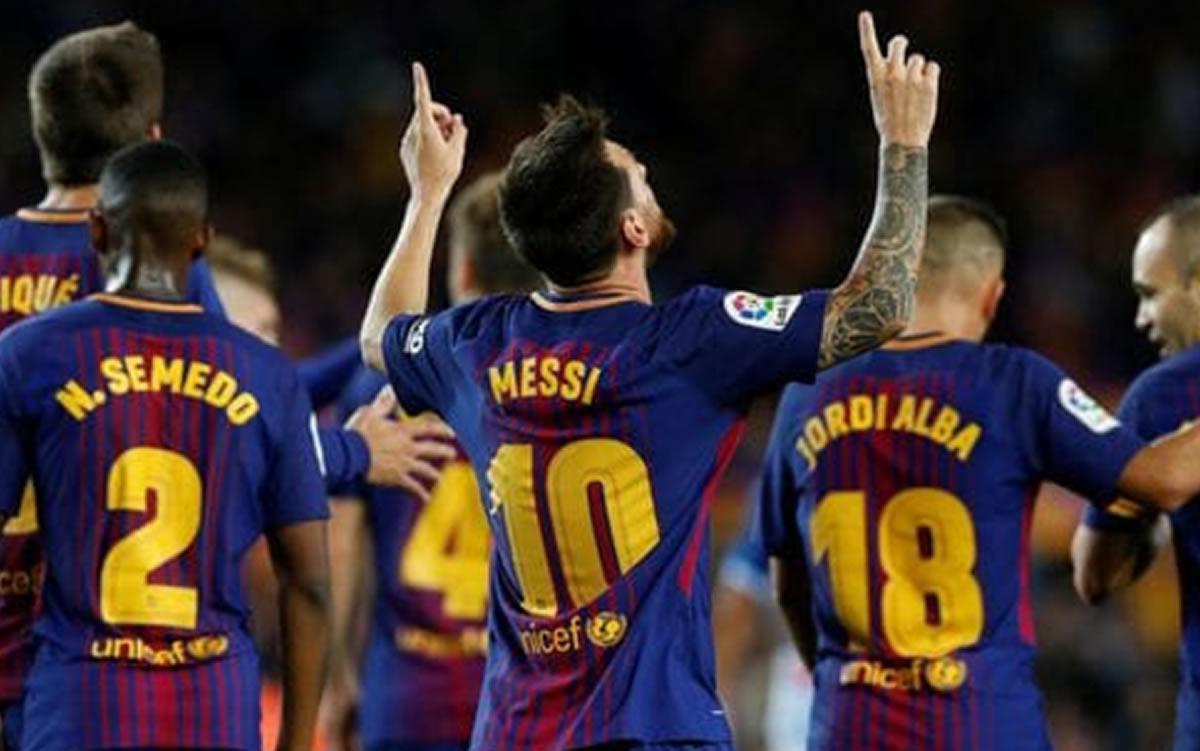 Barcelona 1 Juventus 0: El Barza gana con primer gol de Messi a Buffon(adelanto)