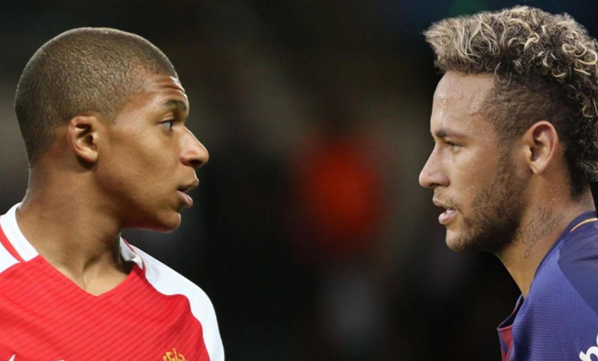 PSG dio el batacazo con Neymar y Mbappé: Desairaron al Barcelona y el RealMadrid