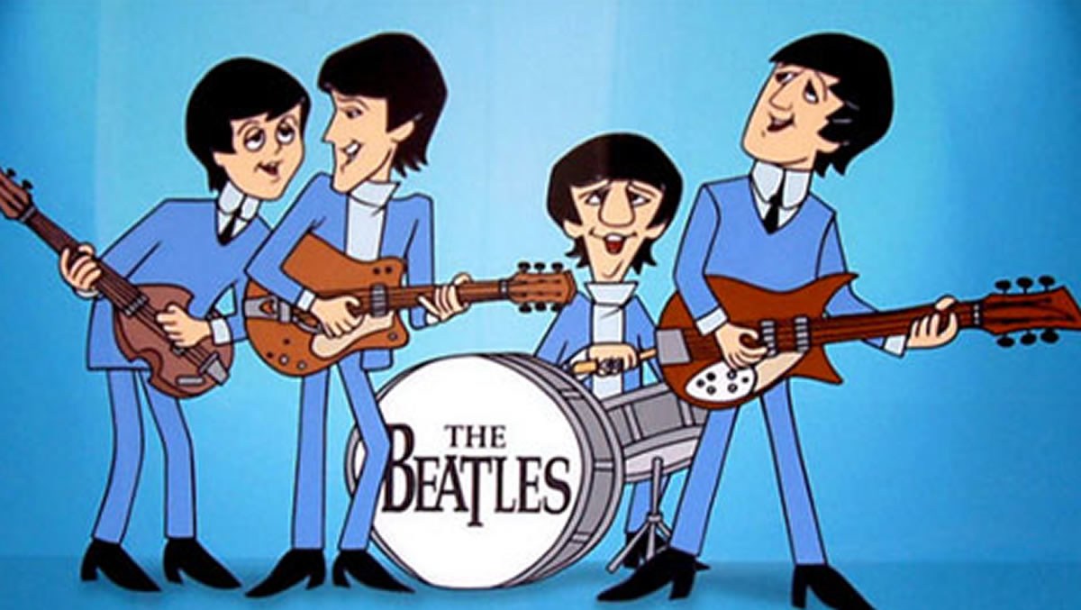 The Beatles en la cultura pop: Dibujos animados, Mafalda y Muhammad Ali