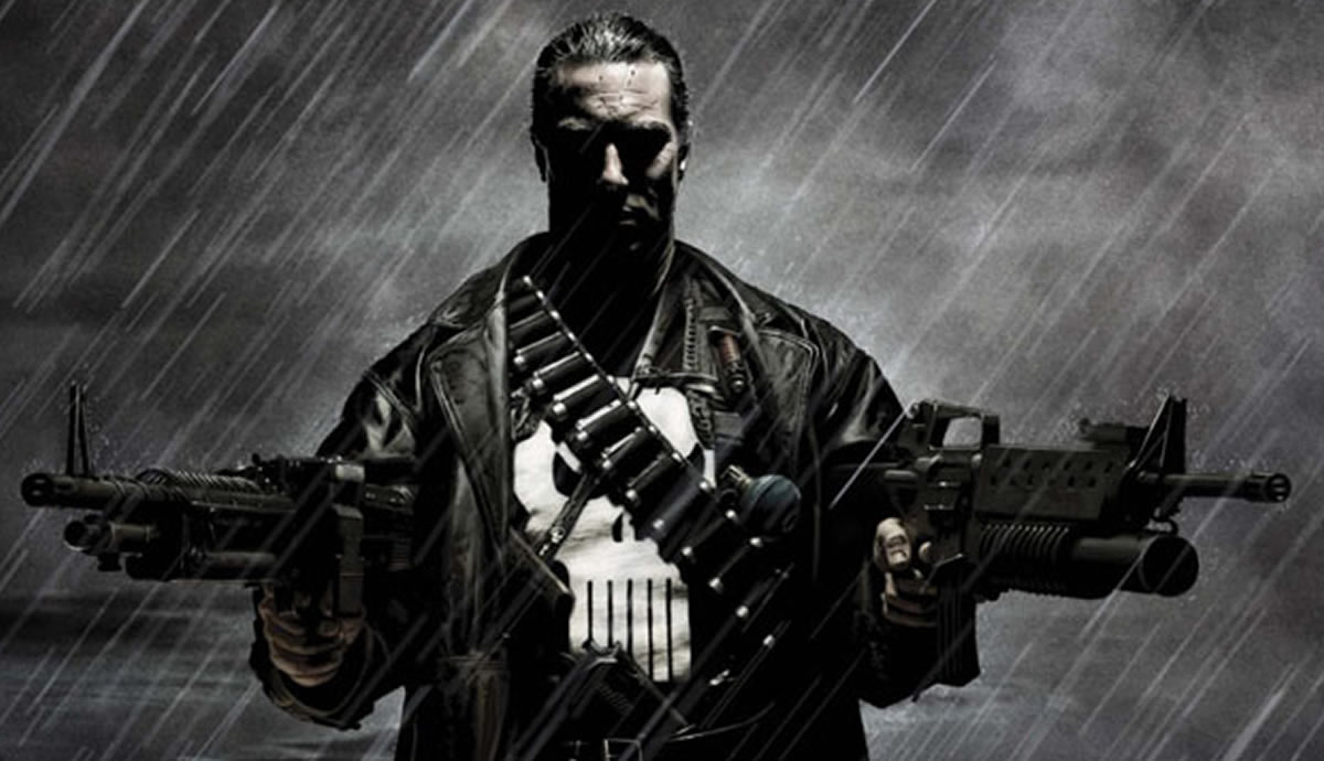 The Punisher (El Castigador) recompensado con serie propia