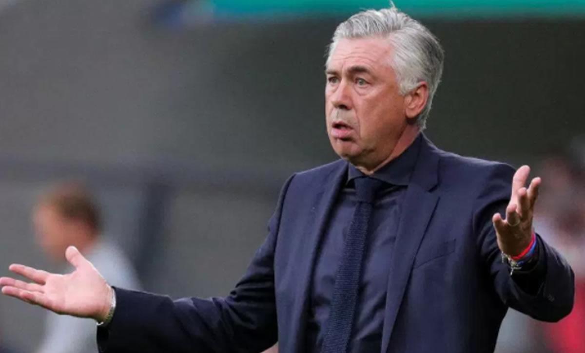 Carlo Ancelotti y las críticas que lo persiguen desde elBayern