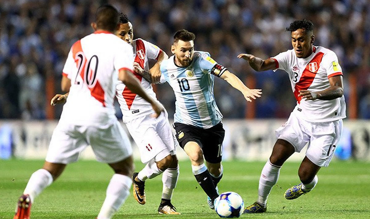 Perú le empata a Argentina cero a cero en La Bombonera: Gallese fueestelar