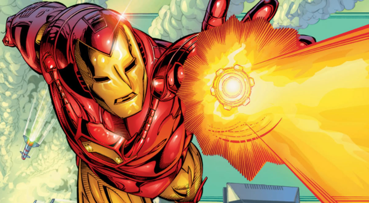 The Avengers: Una radiografía de Iron Man (TonyStark)