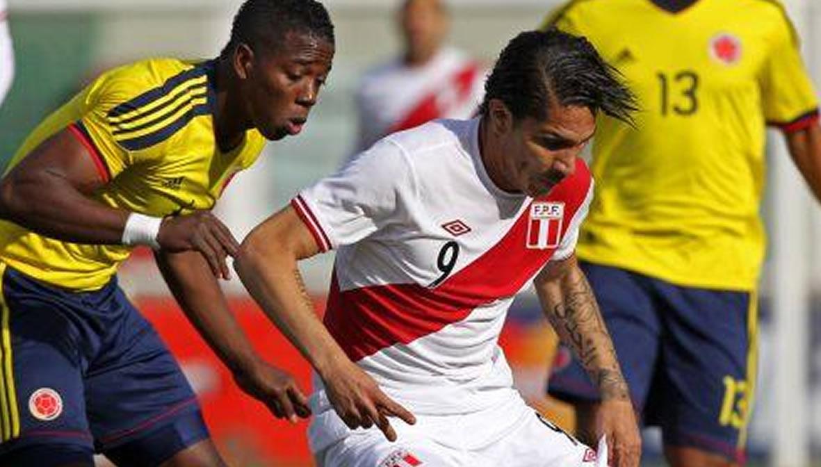 Perú viene haciendo la tarea, sólo le falta completarla anteColombia