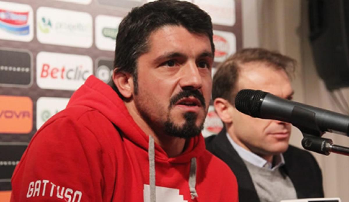 Gennaro Gattuso llega al AC Milan y otros técnicos que volvieron acasa