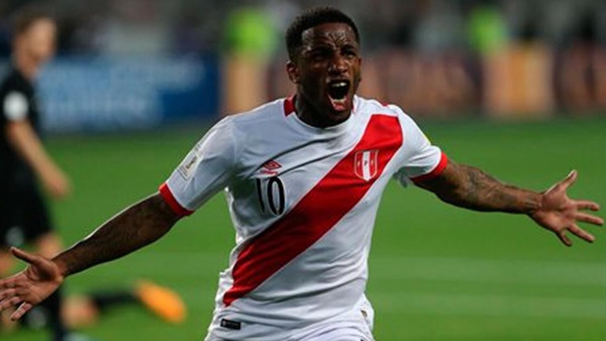 Perú 1 Nueva Zelanda 0: Perú gana con gol de Jefferson Farfán (PrimerTiempo)