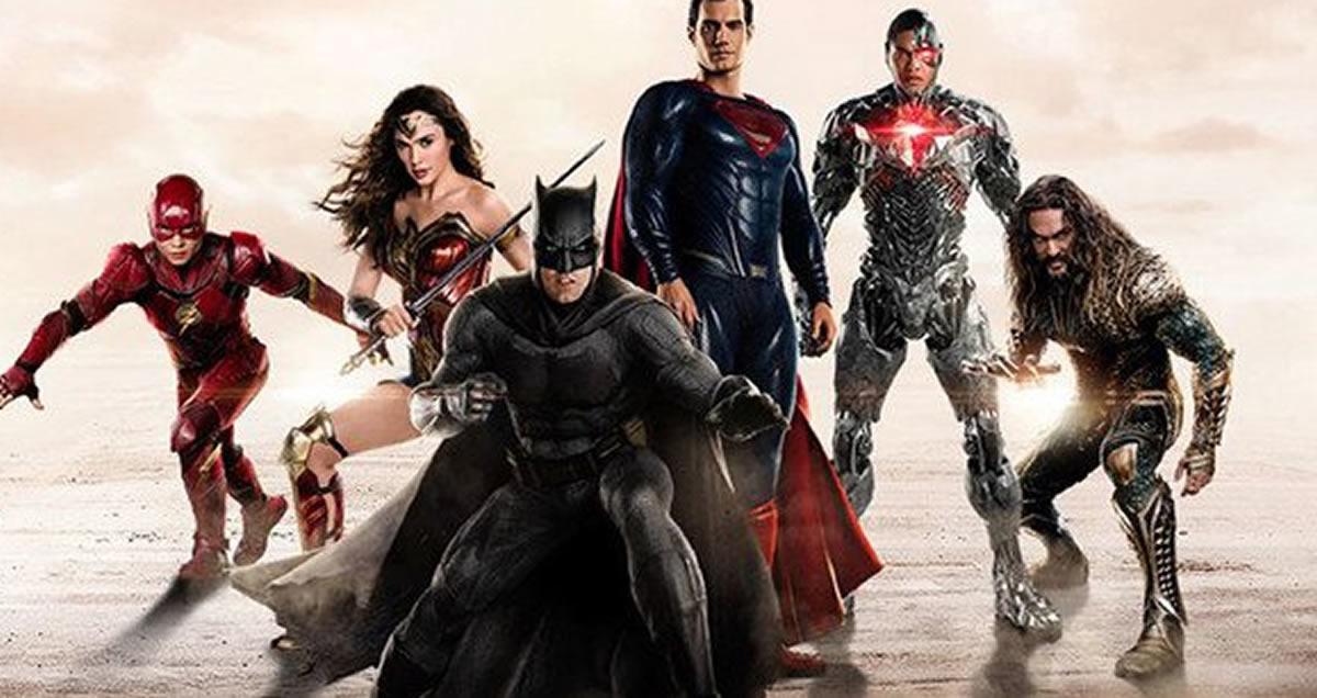 Liga de la Justicia (análisis de película): Buena introducción de lasaga