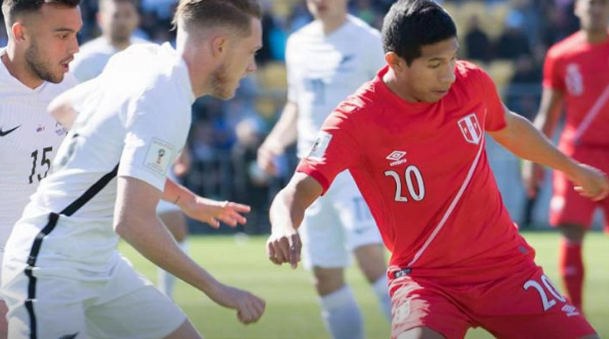Nueva Zelanda 0 Perú 0: Dominamos el primer tiempo, falta elgol